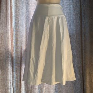 American apparel classic girl skirt